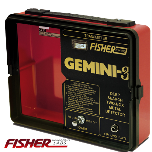 control box Fisher Gemini 3
