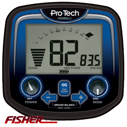 control box Fisher Pro-Tech