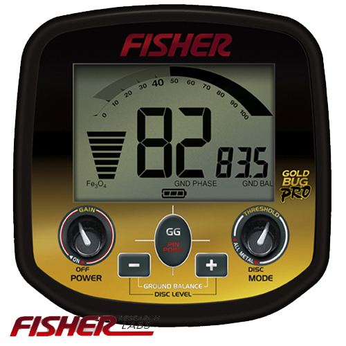 control box Fisher Gold Bug Pro