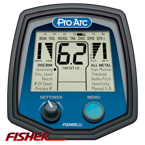 control box Fisher Pro-Arc
