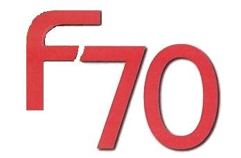 logo F70