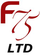 logo F75 ltd edition